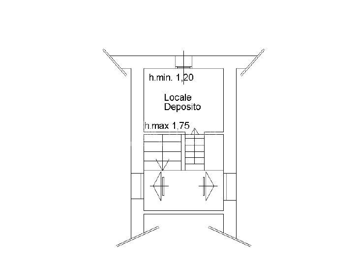Zona nord – accogliente trilocale con balcone e soffitta uso cantina